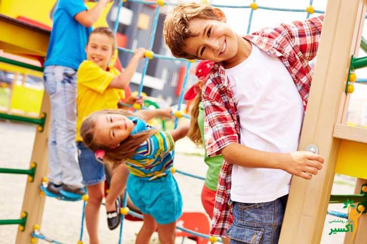 ارتقا رشد شناختی کودکان