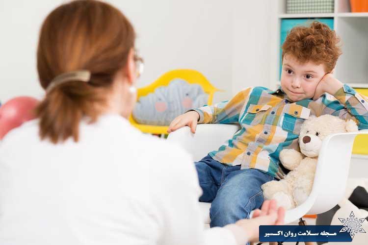 رفتار درمانی بیش فعالی کودکان