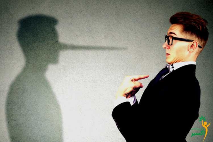 بررسی روانشناسی دروغ