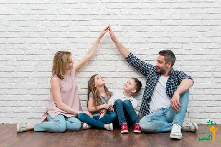 ضرورت حضور در مشاوره خانواده در تهرانپارس