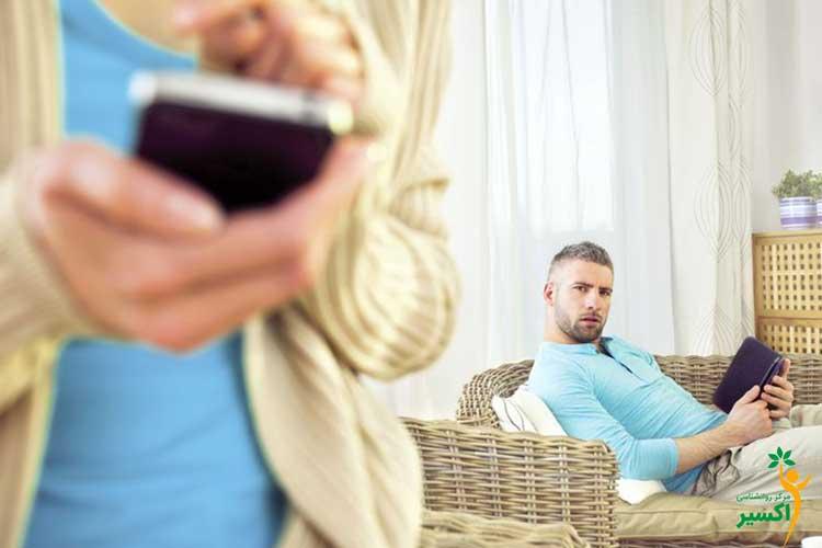 ابعاد خیانت همسران و زنان
