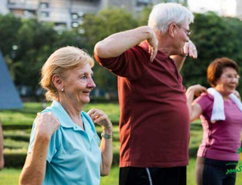 سلامتی در بازنشستگی