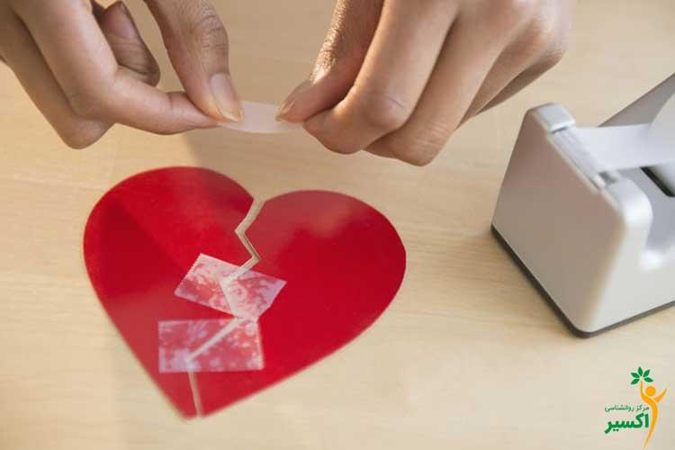بررسی سندرم قلب شکسته