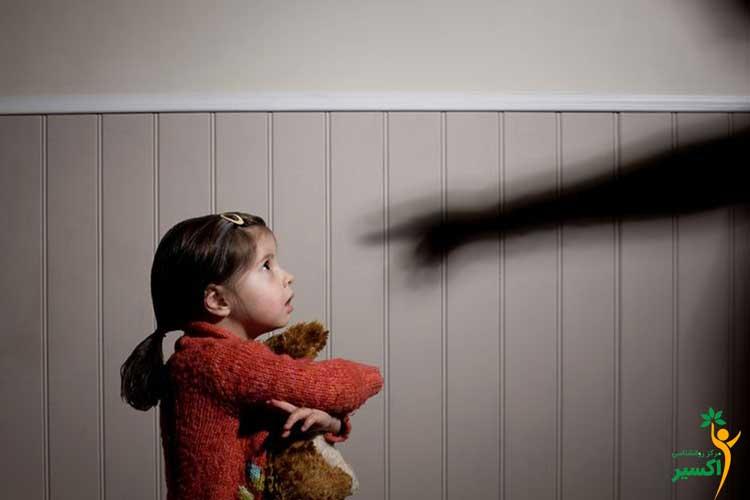 انواع سوء رفتار والدین