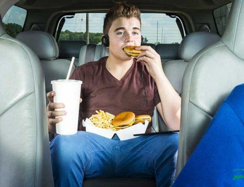 عادات غذایی ناسالم در نوجوانان