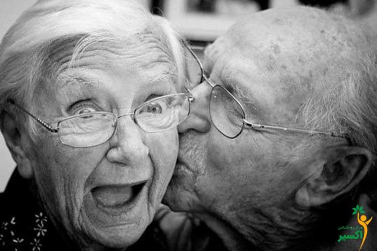 عشق طولانی تر در افراد