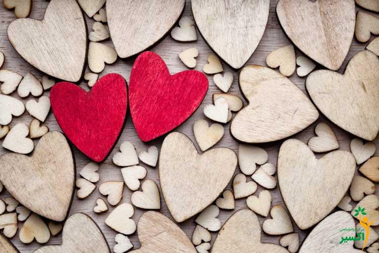 عشق در روانشناسی عشق