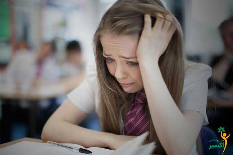 بررسی علائم اختلال یادگیری