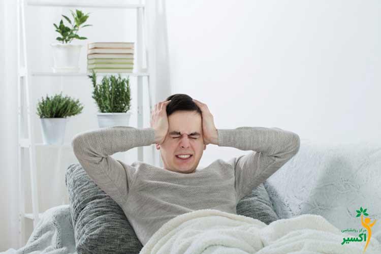 علائم اضطراب در افراد
