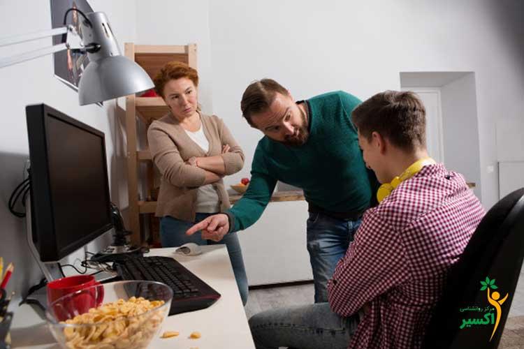 علائم رفتاری و روانشناختی اعتیاد به بازیهای رایانهای
