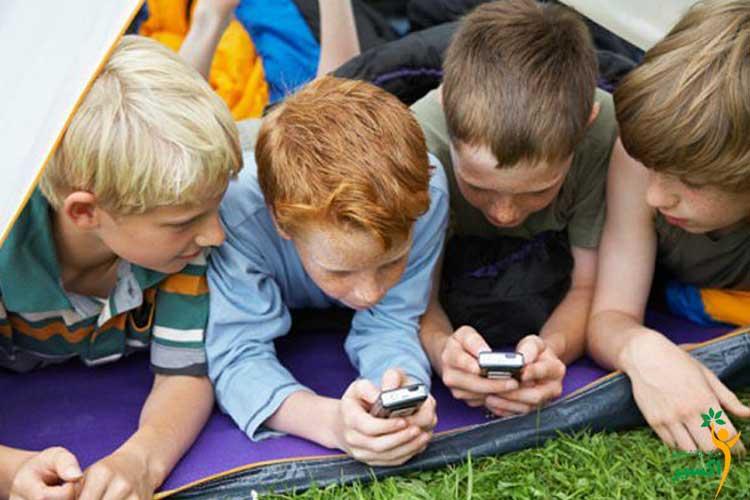 رفتارهای هشداردهنده اعتیاد کودکان به اینترنت