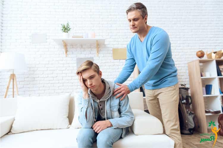 آشنایی والدین با علائم افسردگی نوجوانان