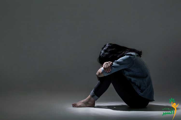 انواع علائم افسردگی
