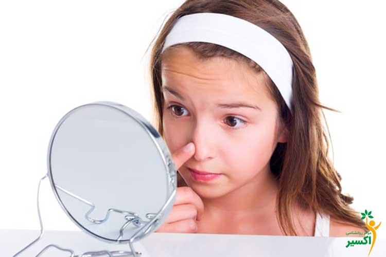 علائم بلوغ در دختران نوجوان