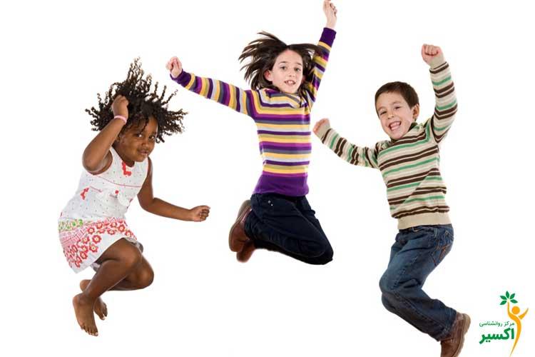 علائم رفتاری بیش فعالی کودکان