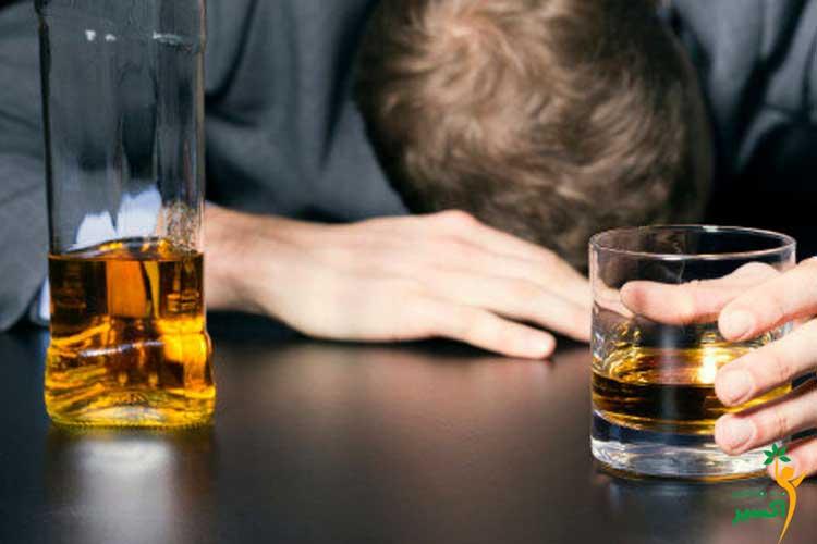 ویژگی های رفتاری فرد الکلی