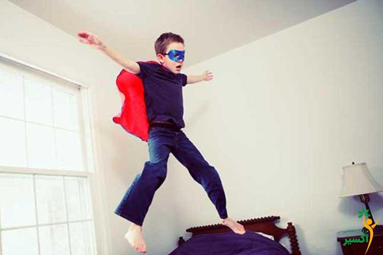 علت بیش فعالی در پسران