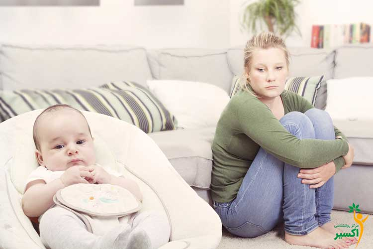 اندوه ناشی از نوزاد