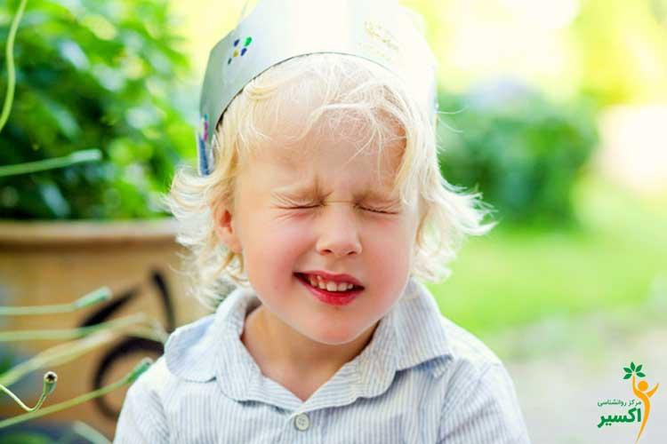 معرفی درمان تیک های عصبی کودکان