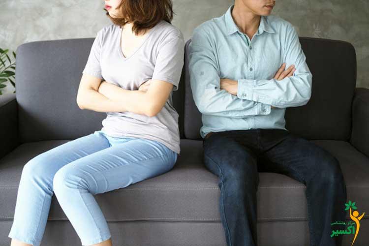 درخواست طلاق طرفین