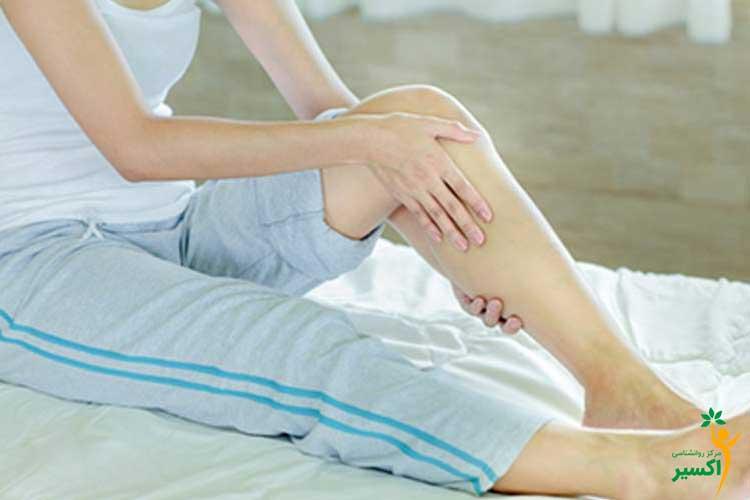 علت سندرم پاهای بی قرار