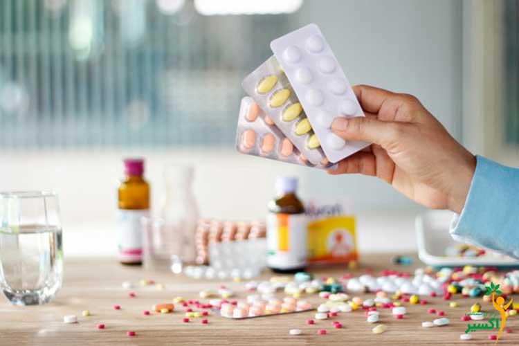 عوارض مصرف بهترین داروی ضد افسردگی