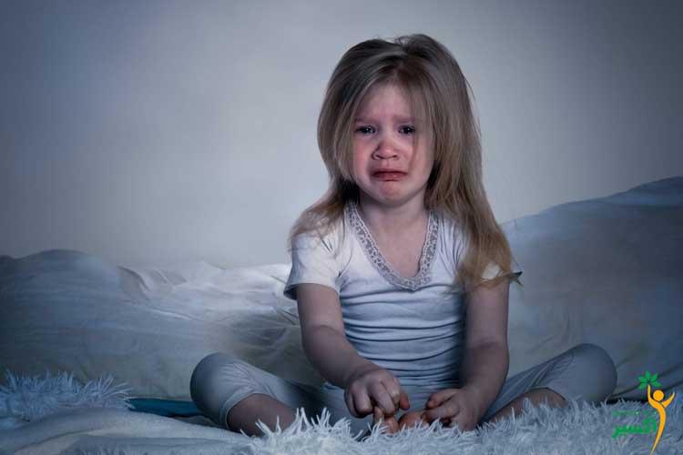 عوامل مزاحم خواب کودک