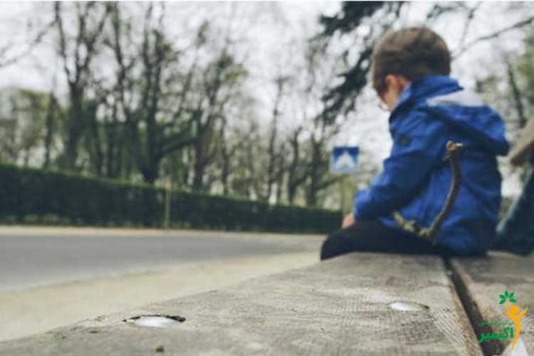 علل فرار کودکان
