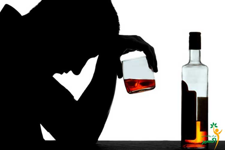 ویژگی فرد الکلی