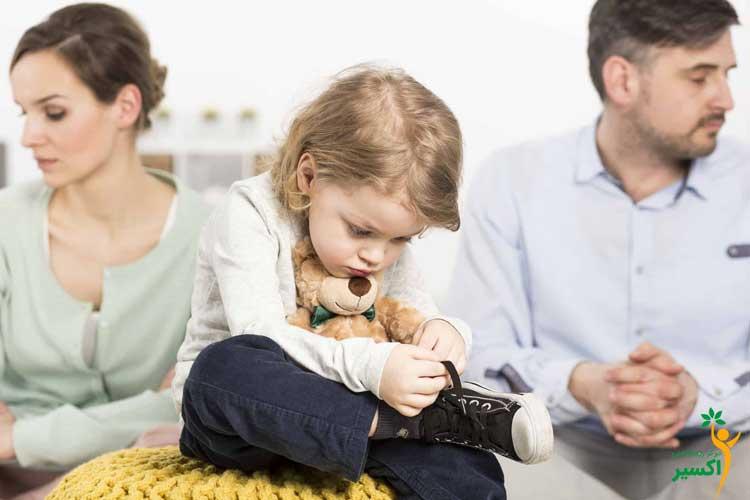 ویژگی فرزندان طلاق