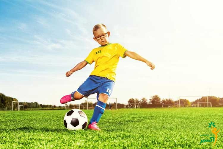 داشتن فرزند ورزشکار