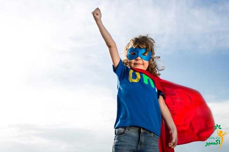 اثرات فرهنگ ابر قهرمانی بر کودکان
