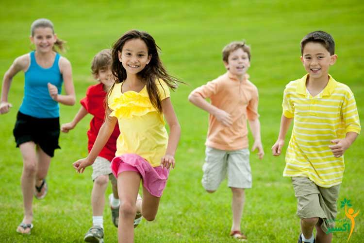 اثرات مثبت فعال بودن کودکان