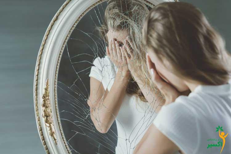 ترس یا فوبیای آینه