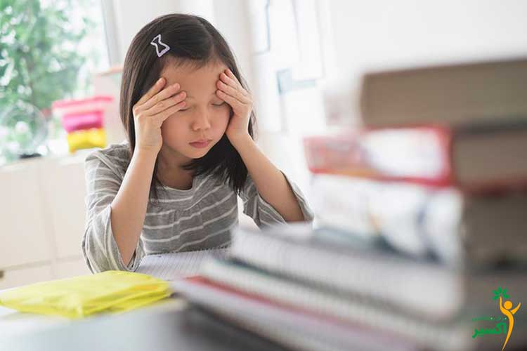 شیوه مدیریت استرس کودکان