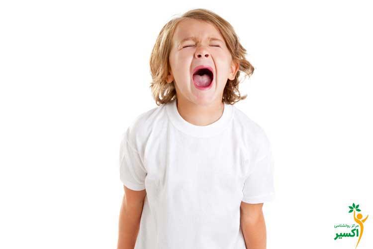 نحوه مدیریت خشم در کودکان