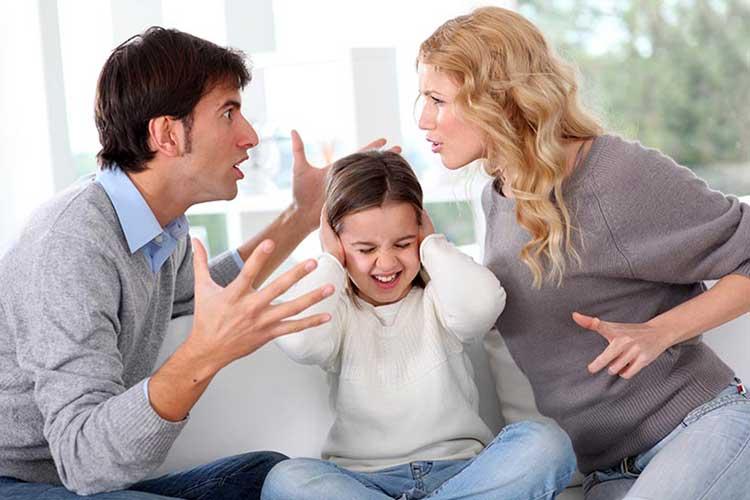 شیوه کنترل دعوا های خانوادگی