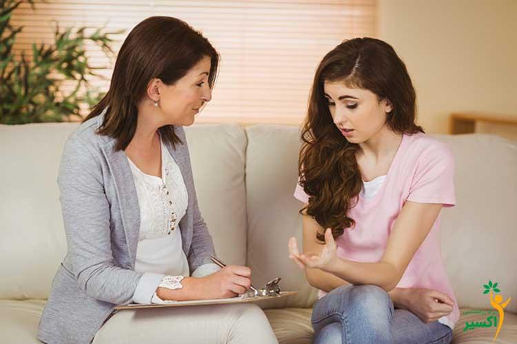مراجعه نوجوانان به روانشناس نوجوانان