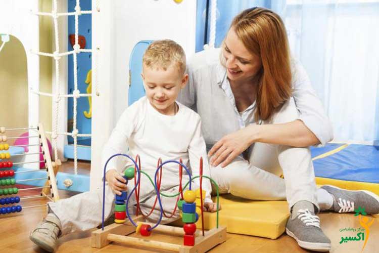 مرکز درمان عدم تمرکز در کودکان