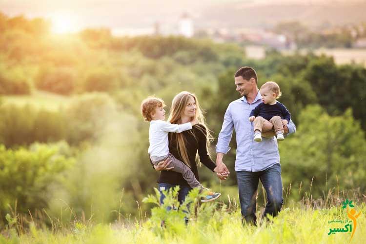 مشاوره خانواده در غرب