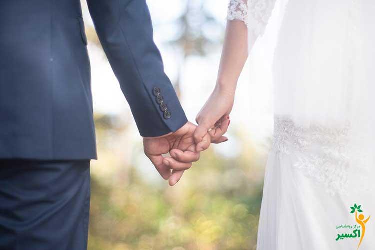 انواع مزایای ازدواج