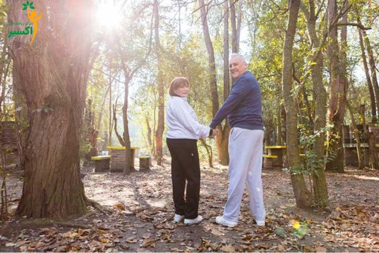حفظ سلامتی در بازنشستگی