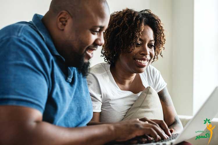 مزایای مشاوره ازدواج آنلاین
