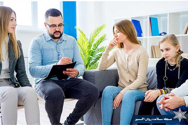 بهترین مراکز مشاور خانواده در تهران