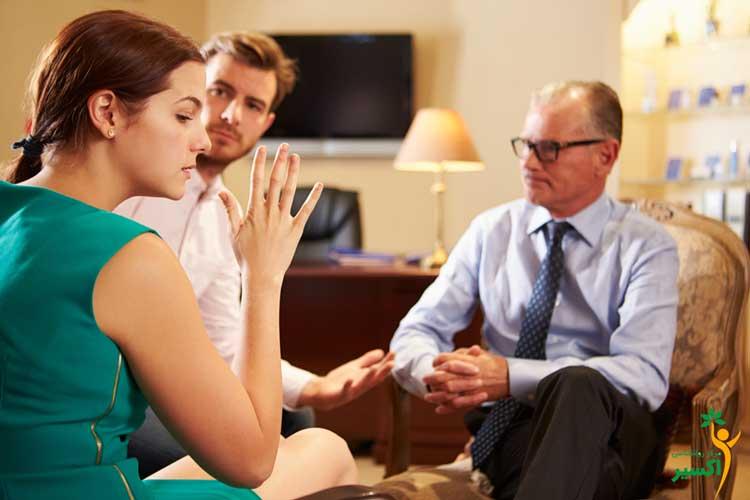 مشاوره طلاق و جدایی