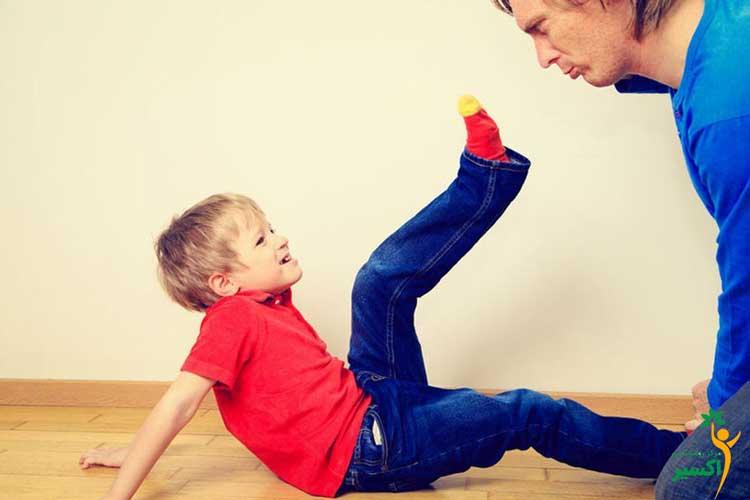 مشکلات رایج تربیت کودک