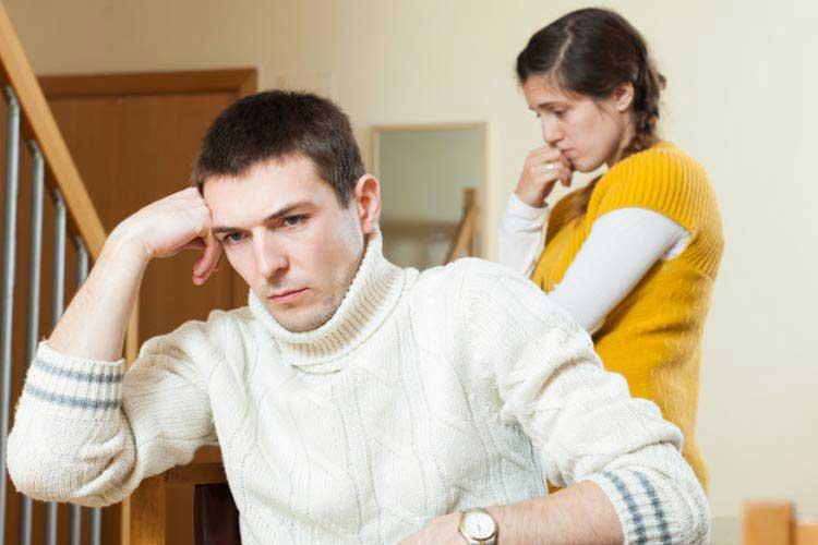 مشکلات زن و شوهرها