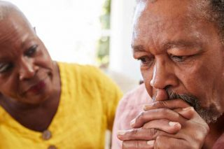 کنترل افسردگی بعد از بازنشستگی