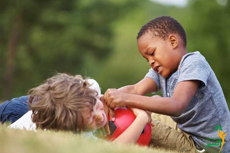 روش مهار خشم کودکان