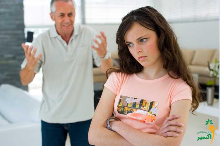 دلایل نارسایی های تفکر نوجوان